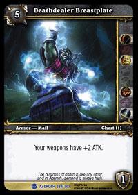 wow death dealer armor