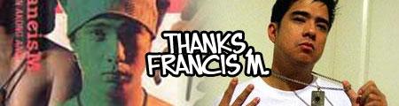 thanksfrancism