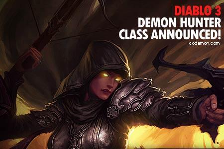 Demon Hunter Class Diablo III