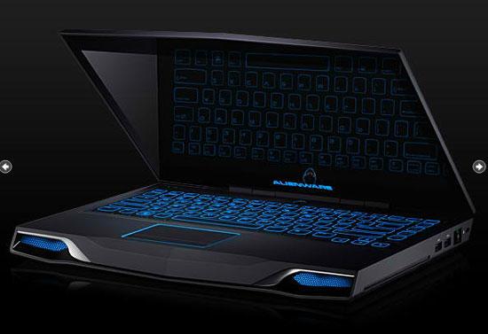 Alienware M14X Gaming Laptop