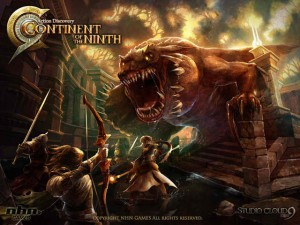 continent of the ninth sea