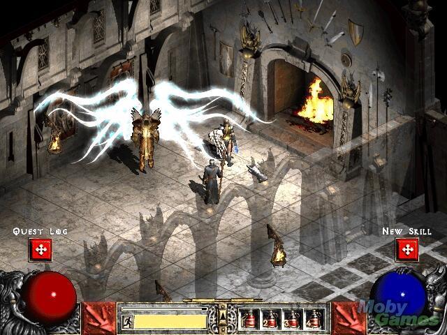 diablo 2 set players command