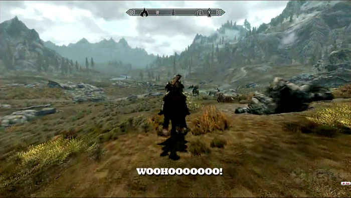 skyrim cheat codes for pc