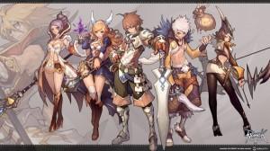 ragnarok online 2 MMORPG