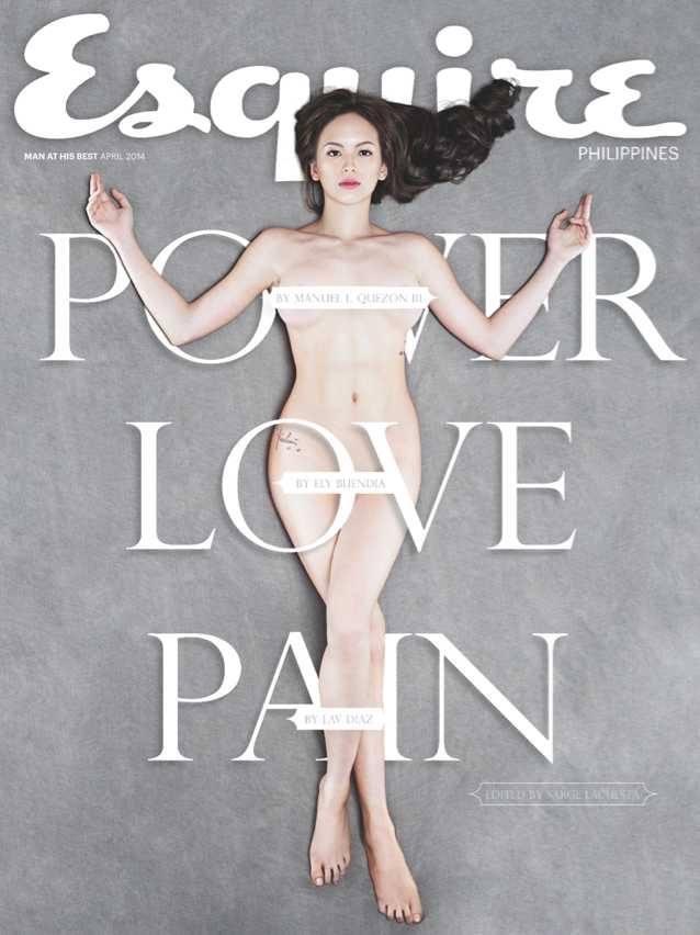 Ellen Adarna Esquire Philippines