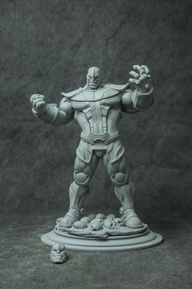 Thanos Kotobukiya 1/6 Fine Art Statue