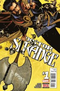 DoctorStrange001cover